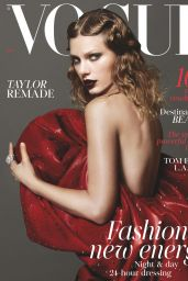 Taylor Swift - Vogue UK January 2018