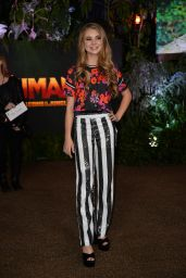 """Tegan Marie – """"Jumanji: Welcome to the Jungle"""" Premiere in Los Angeles"""