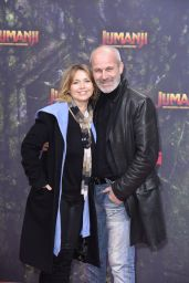 "Tina Ruland – ""Jumanji: Welcome To The Jungle"" Premiere in Berlin"