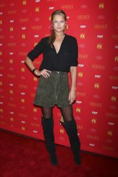 """Toni Garrn - """"The Assassination of Gianni Versace American Crime Story"""" TV Show Premiere in New York"""