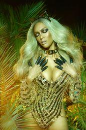 Tyra Banks - Photoshoot For Paper Magazine Winter 2017