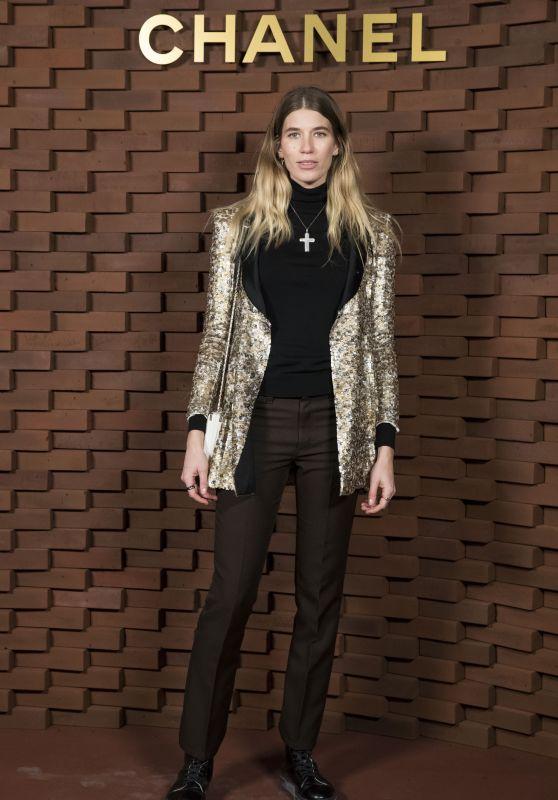Veronika Heilbrunner – Chanel Fashion Show in Hamburg