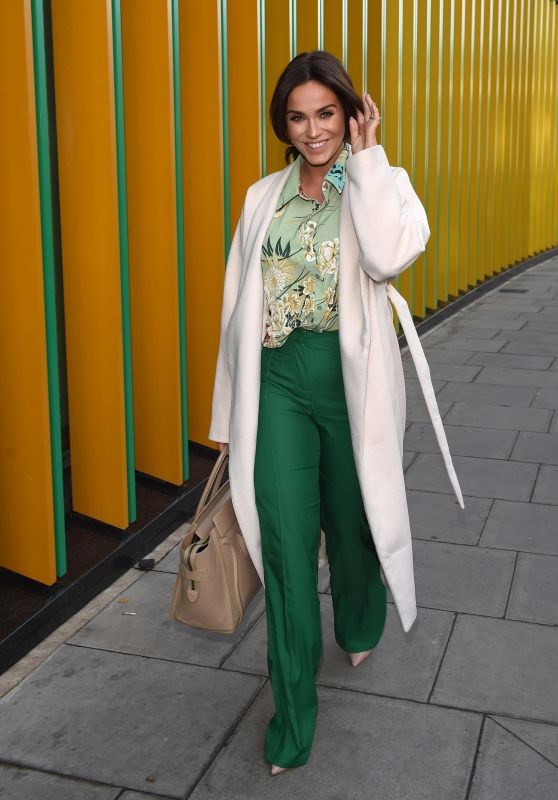 "Vicky Pattison - Launch of New TV Show ""Beach Body SOS"" in London"