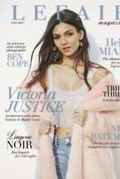 Victoria Justice and Madison Reed - Lefair Fall 2017 Photos
