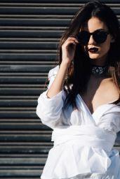 Victoria Justice - Social Media 12/22/2017