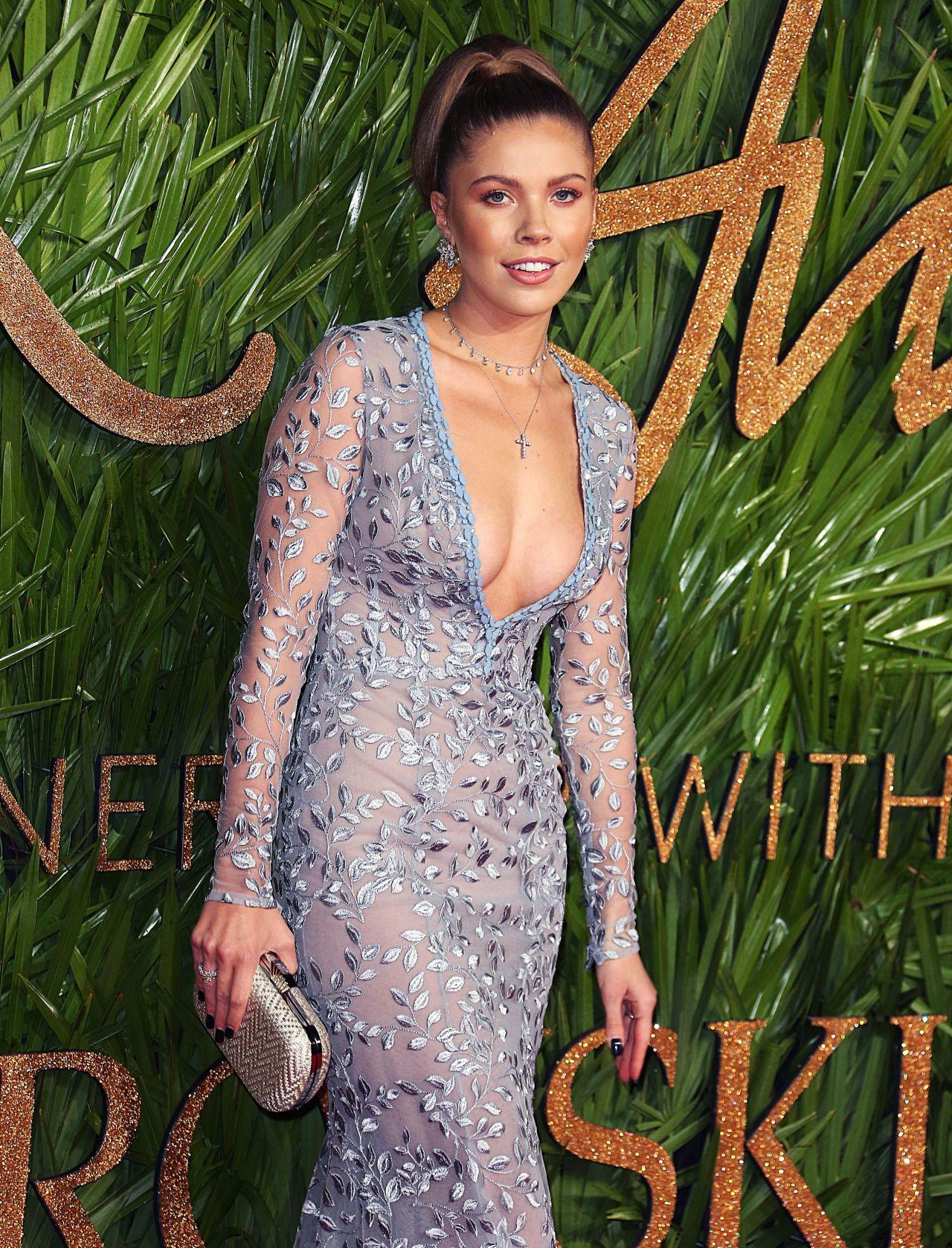 Victoria Swarovski Fashion Awards 2017 In London
