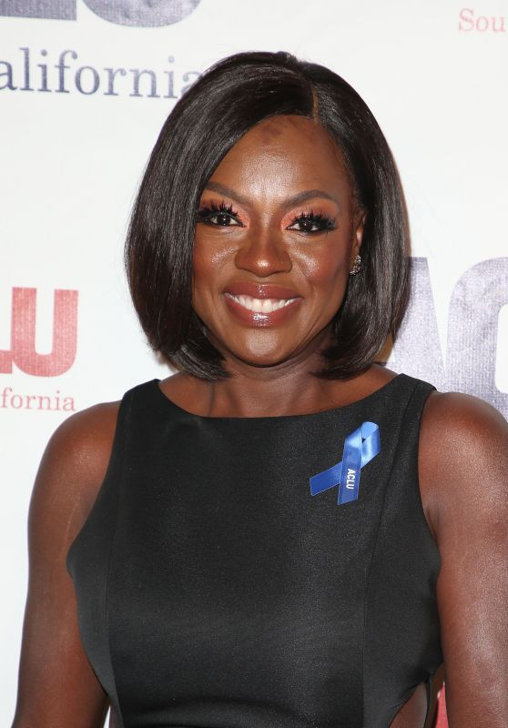 Viola Davis – Bill of Rights Dinner in Los Angeles