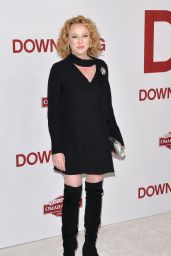 "Virginia Madsen – ""Downsizing"" Red Carpet in Los Angeles"
