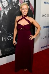 "Whitney Bowers – ""Hostiles"" Premiere in LA"