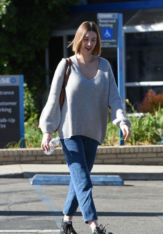 Whitney Port and Tim Rosenman Out in Los Angeles
