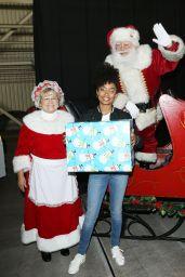 "Yara Shahidi - 7th Annual ""Holiday In The Hangar"" in LA"