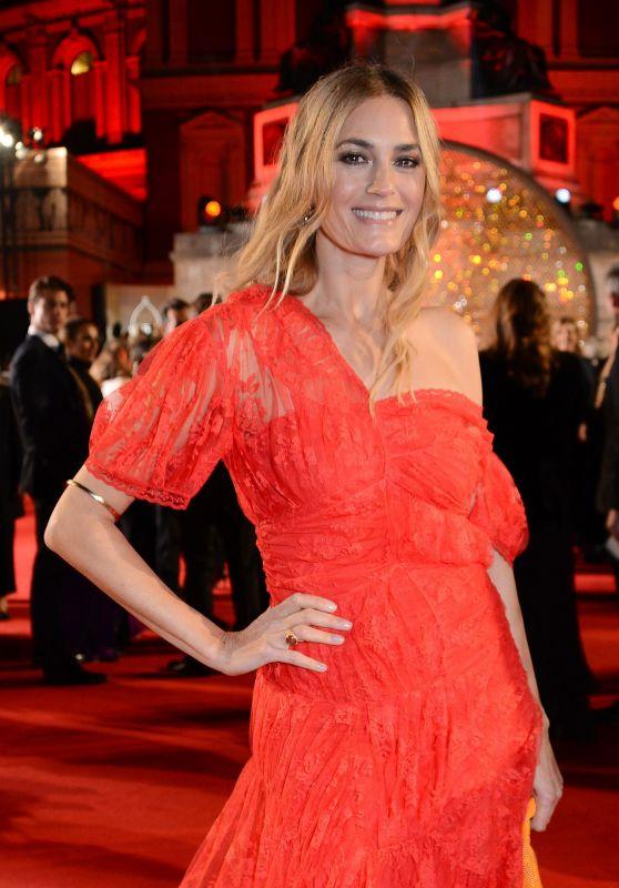 Yasmin Le Bon – Fashion Awards 2017 in London