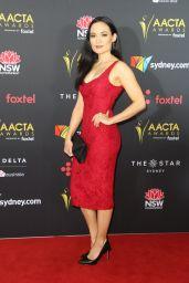 Yasmine Roth – AACTA Awards2017 Red Carpet in Sydney