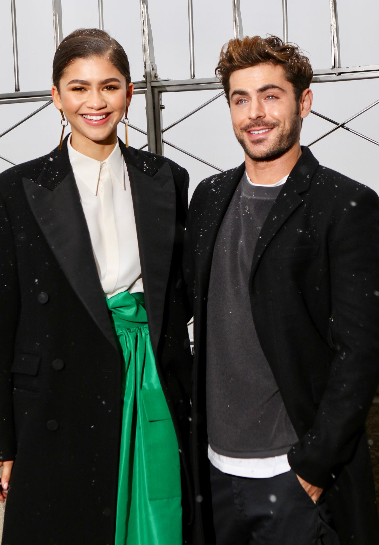 Zendaya and Zac Efron ...
