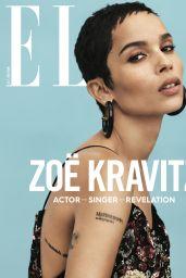 Zoë Kravitz - Elle US January 2018 Issue