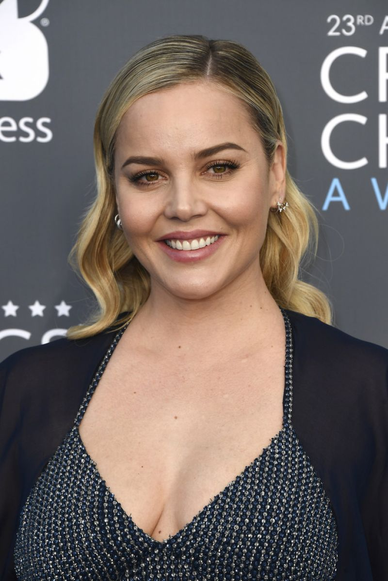 Abbie Cornish – 2018 Critics' Choice Awards Abbie Cornish