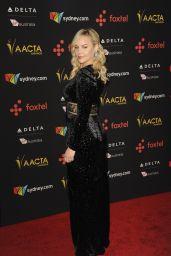 Abbie Cornish – AACTA International Awards 2018 in Los Angeles