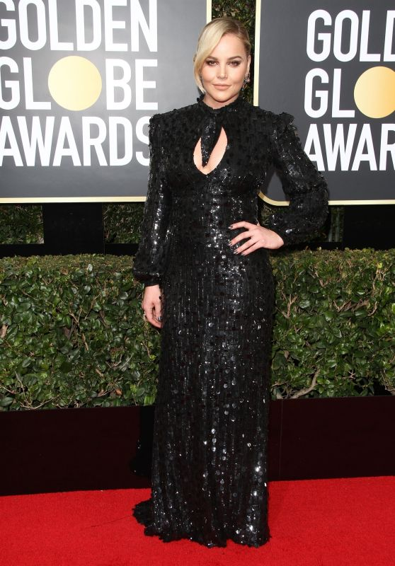 Abbie Cornish – Golden Globe Awards 2018
