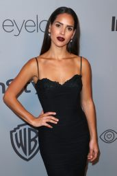 Adria Arjona – InStyle and Warner Bros Golden Globes 2018 After Party