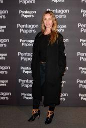 """Agathe de La Fontaine - """"The Post"""" Premiere in Paris"""
