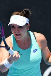 Agnieszka Radwanska – Australian Open 01/18/2018