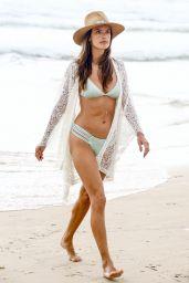 Alessandra Ambrosio in Bikini - Vacantion in Florianoplis, Brazil