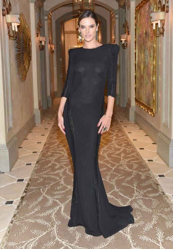 Alessandra Ambrosio – Learning Lab Ventures Gala in Beverly Hills
