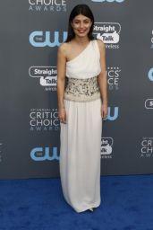 Alessandra Mastronardi – 2018 Critics' Choice Awards
