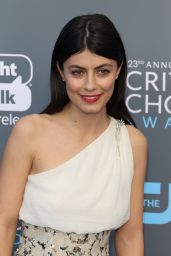 Alessandra Mastronardi – 2018 Critics' Choice Awards