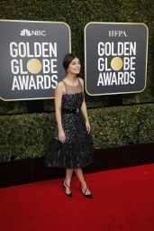 Alessandra Mastronardi – Golden Globe Awards 2018