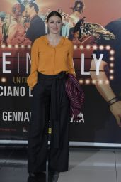 "Alessia Giuliani – ""Made in Italy"" Photocall in Rome"