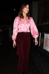 Alexa Chung – Alexa Chung Clothing Range Launch London