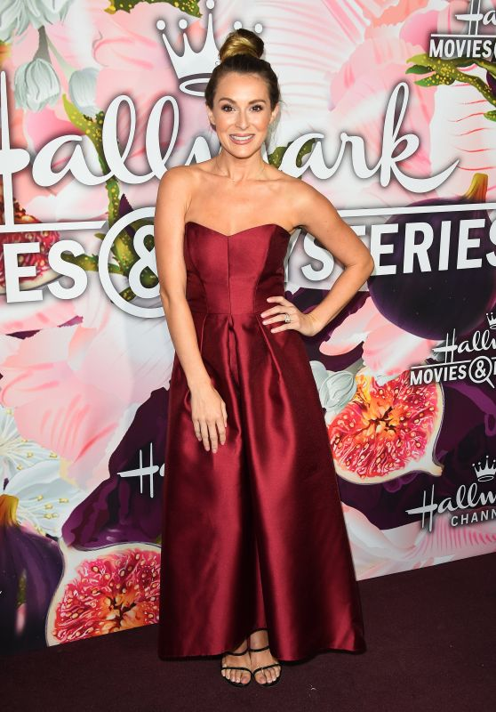 Alexa PenaVega – Hallmark Channel All-Star Party at the TCA Winter Press Tour in LA