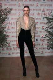 Alexandra Agoston - 2018 Sidaction Gala Dinner in Paris