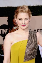 Alexandra Breckenridge – 2018 SAG Awards in LA