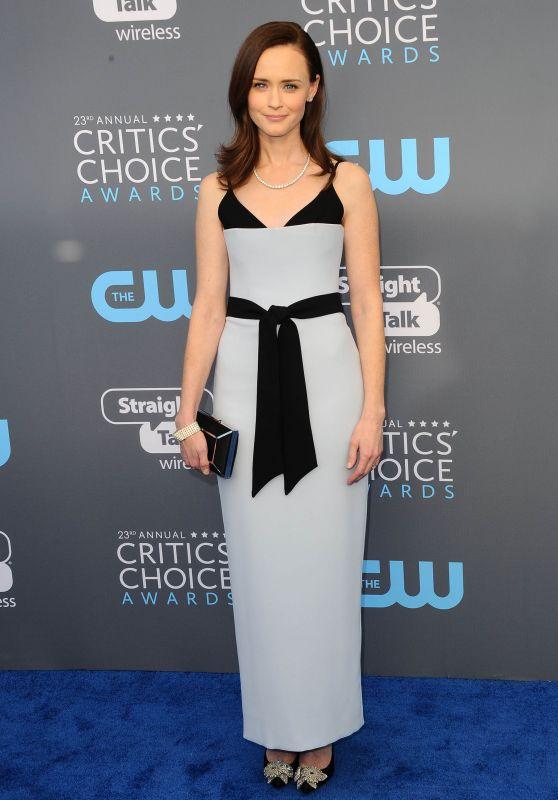 Alexis Bledel – 2018 Critics' Choice Awards