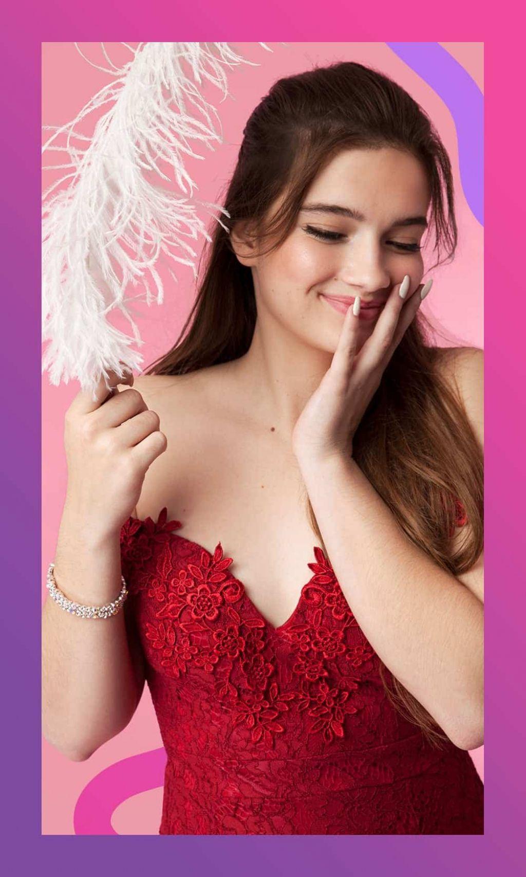 Prom Girl 2018