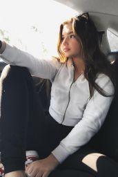 Alexis Jayde Burnett - Social Media 01/22/2018