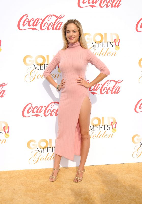 Alexis Knapp – Gold Meets Golden Awards in Los Angeles