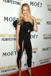 Alexis Knapp – Moet Moment Film Festival Golden Globes Week in Los Angeles