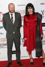 Alice Lowe – 2018 Critics Circle Film Awards in London