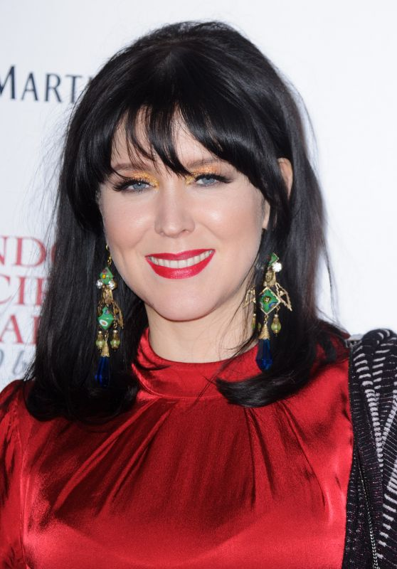 Alice Lowe – 2018 Critics Circle Film Awards in London