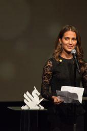 Alicia Vikander - 2018 Gothenburg Film Festival