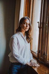 Alicia Vikander - Photoshoot in Gothenburg, Sweden 01/27/2018