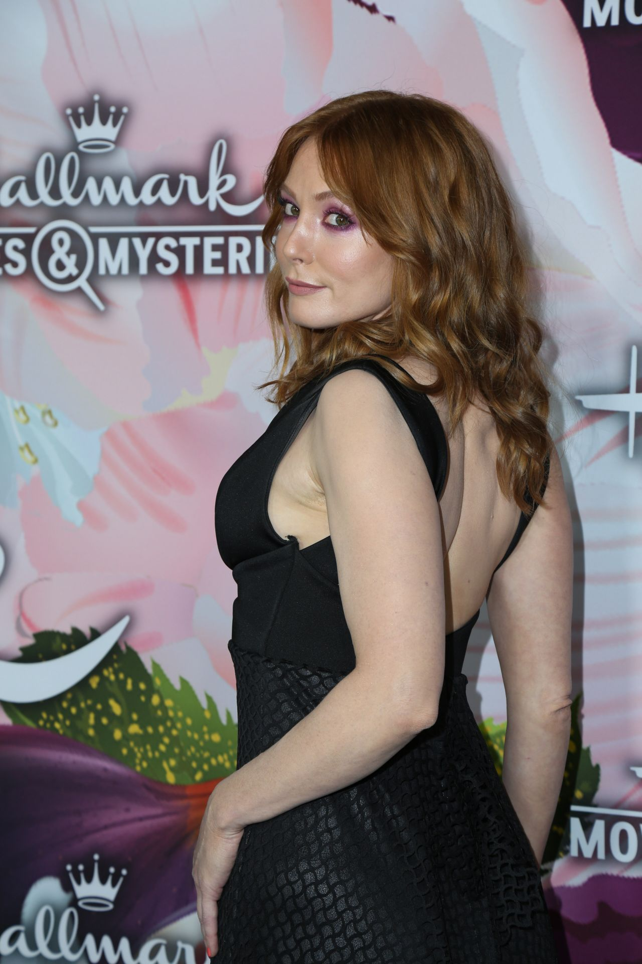 Alicia Witt – Hallmark Channel All-Star Party at the TCA ...