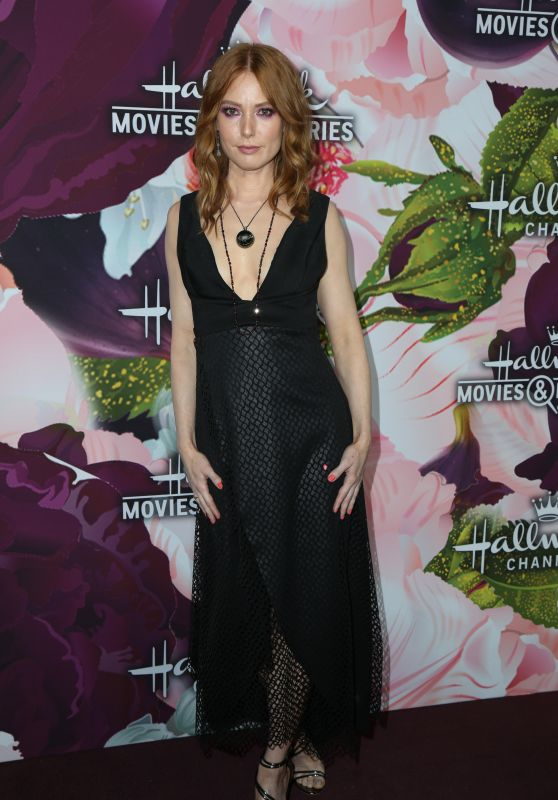 Alicia Witt – Hallmark Channel All-Star Party at the TCA Winter Press Tour in LA