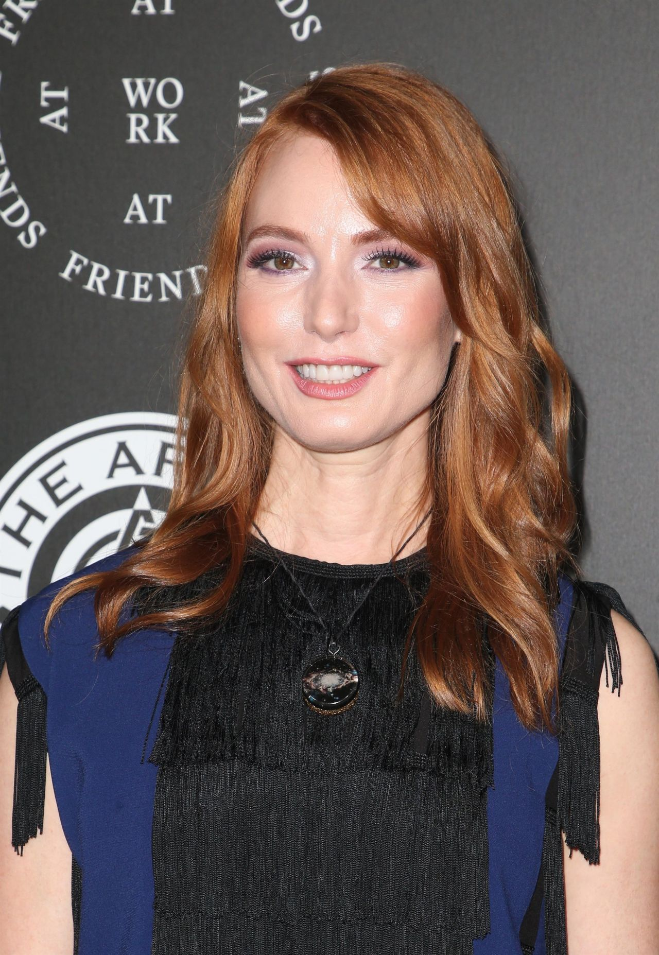 Alicia Witt – The Art of Elysium Black Tie Artistic ...