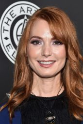 "Alicia Witt – The Art of Elysium Black Tie Artistic Eperience ""Heaven"" in Santa Monica"