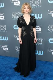 Alison Sudol – 2018 Critics' Choice Awards