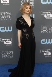 Alison Sudol – 2018 Critics' Choice Awards